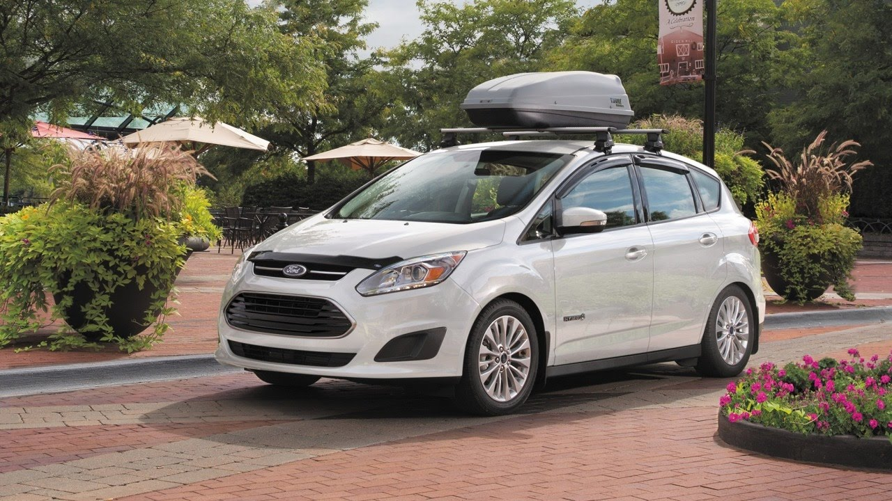 Ford C Max Hybrid 2017 Car Review