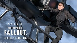 Mission Impossible - Fallout | Trailer E | Elokuvateattereissa 3.8.