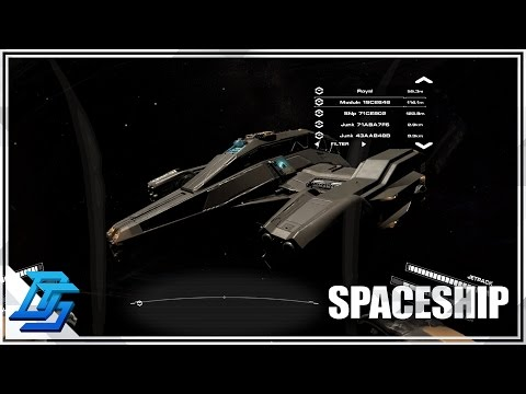 Docking the Airlock, Spaceship- Hellion - Pt.3 (Coop) (Early Access)