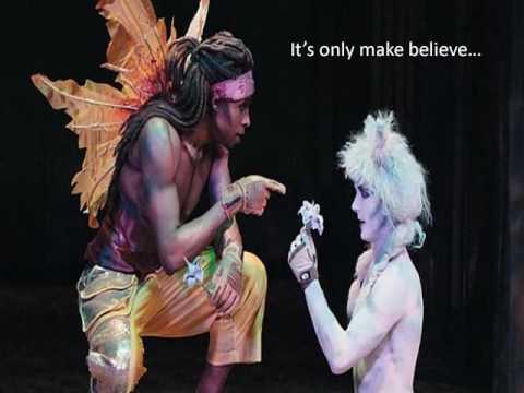 Make Believe by Cosmic Radio Rick Hufford and Todd Kilkene.