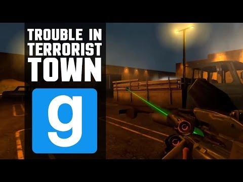 Flying Cars (Garry's Mod Trouble In Terrorist Town)