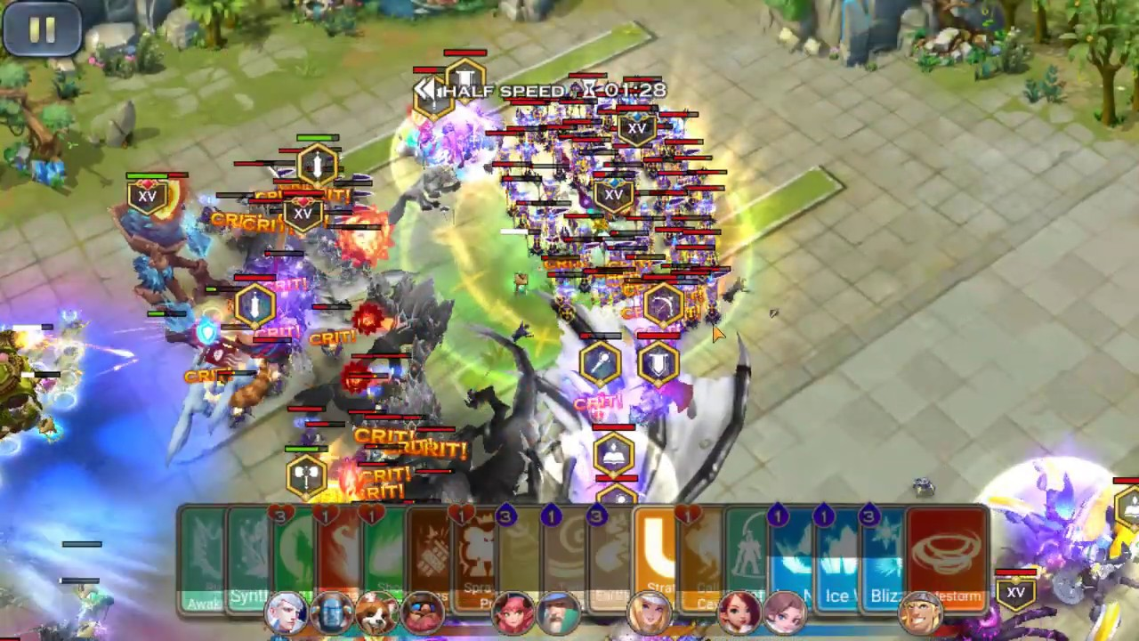 Download Art of Conquest: Clash of Fate Season 7 ep 4