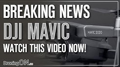 "🔥BREAKING NEWS - DJI Mavic 2020 (DJI Mavic 3) - A lesson on ""Click-bait YouTubers"""