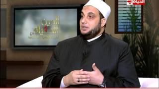 بالفيديو.. أحمد ترك: مغفرة الله لعباده أسرع من «تاتش التليفون»