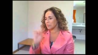 Entrevista ao Fantástico - Desabafo Daniela Mercury 07-04-2013