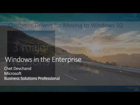 Top Windows 10 Enhancements and Migration Best Practices