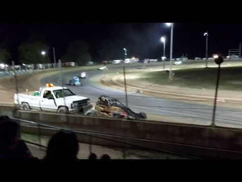 Crystal Motor Speedway MTS A Main 9/16/2017
