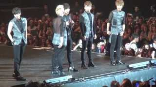 hd 130907 mblaq y live performance music bank in istanbul