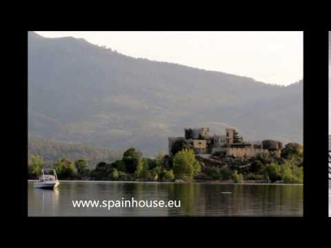 Private Island with Castle in Spain for SALE