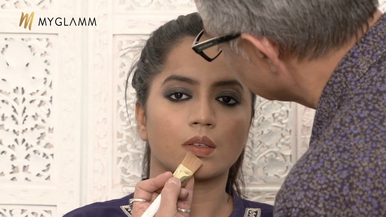 Live makeup tutorial l makeup for small eyes with cory walia youtube live makeup tutorial l makeup for small eyes with cory walia baditri Image collections