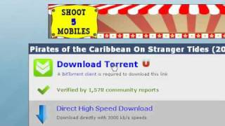 How to get Pirates of the Caribbean on the Stranger Tides with (Torrent)