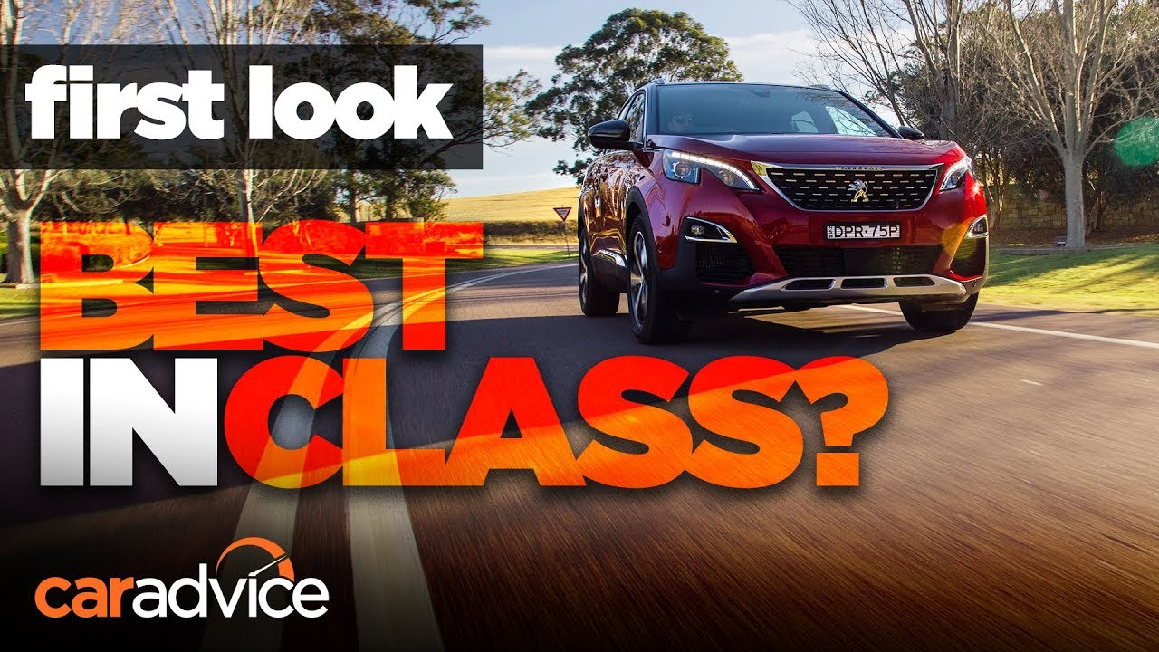 2018 peugeot 3008 review.  2018 2018 peugeot 3008 review first look  caradvice on peugeot review a
