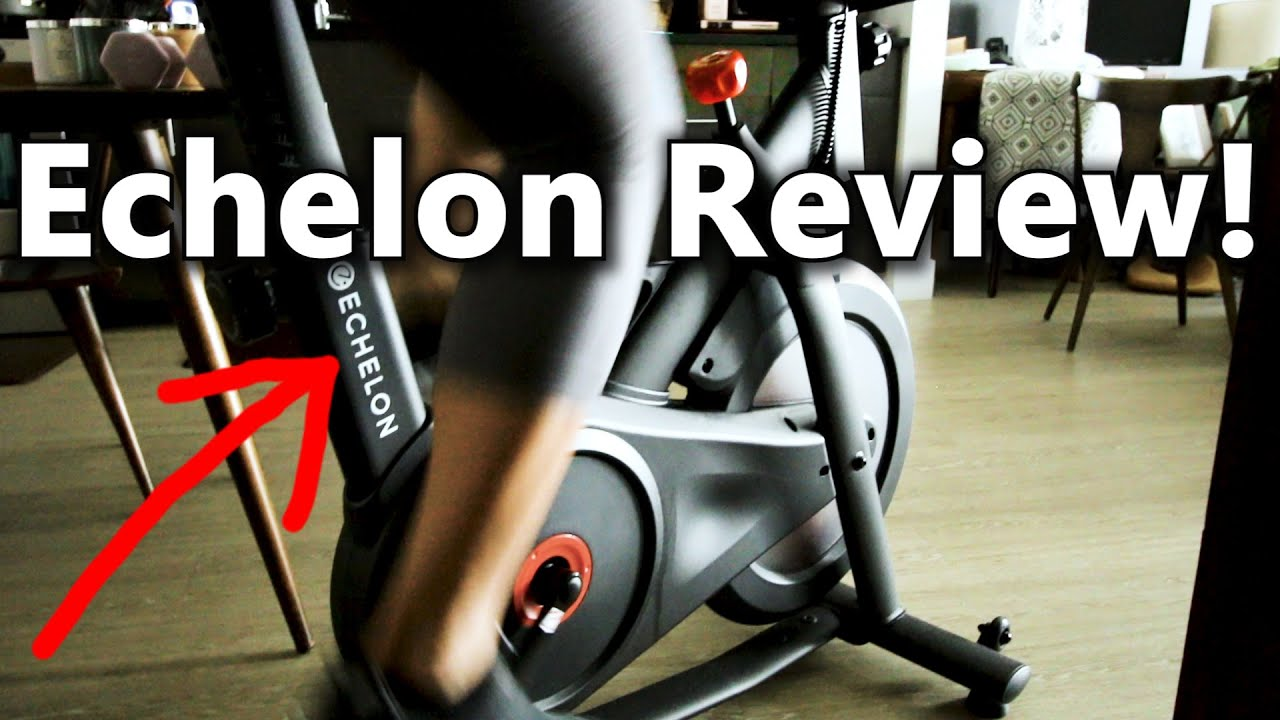 Echelon Connect Sport Review Indoor Cycling Without Peloton Price Youtube