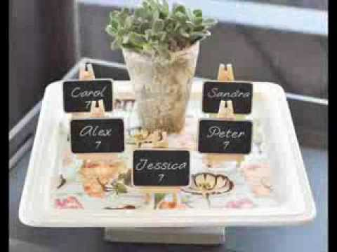 Table Card Holder Ideas diy fork place card holders header Place Card Holders And Favor Ideas
