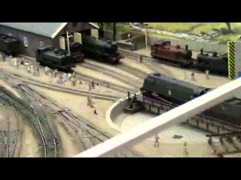 Pecorama & The Beer Heights Light Railway (Part 1/4)