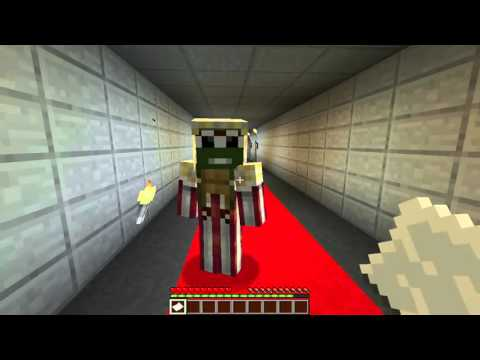 Minecraft Jobs WORKING AT THE CINEMA! (Custom Roleplay)