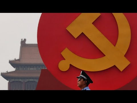 The history of China's Communist Party