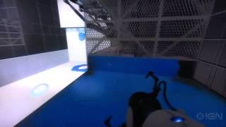 Portal 2 Demo (Part 3) - E3 2010