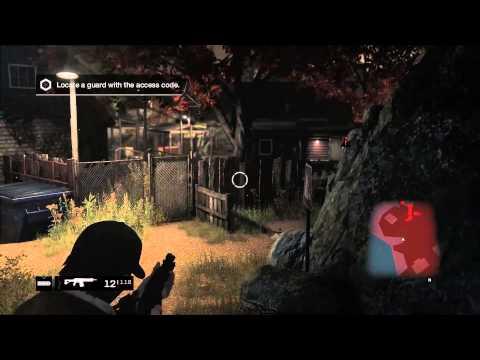 Watch Dogs, CTOS clean up, EVGA GTX 970 SC (HD 1080p)
