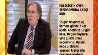 POLİKİSTİK OVER SENDROMUNA KARŞI KÜR