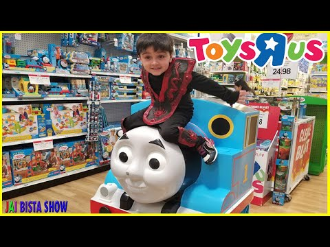 THE LAST Toys Hunt | Toys R US KID Forever | KID DRIVING TO ToysRUs (SKIT)