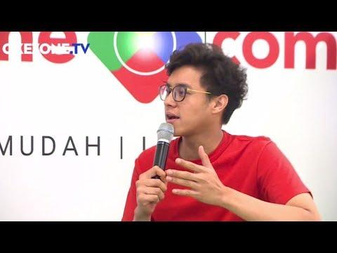 Ardhito Pramono Berbagi Rasa Menjadi Pegawai Kantoran   Kongkow Okezone Part. (1/6)