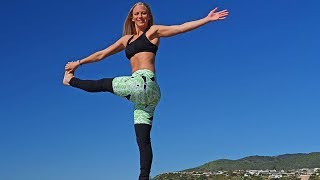 Cardio - Leg Toning Workout - Abs workout & Yoga for Weight Loss