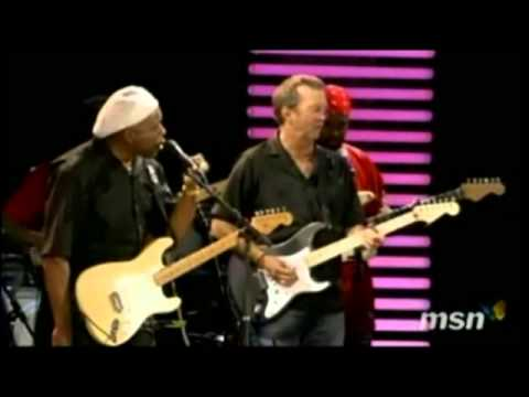 Eric Clapton, Buddy Guy & more - She's Nineteen Years Old, USA, Jul 28, 2007