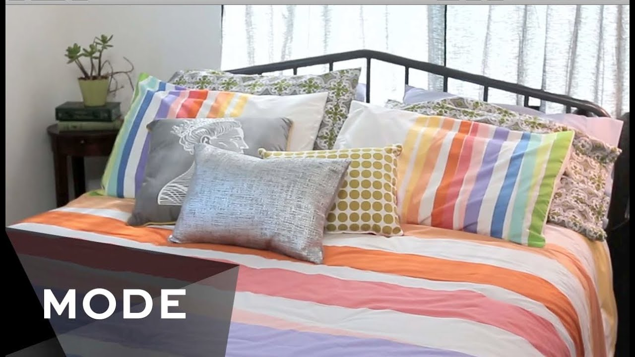 Easy Bedroom Makeover easy bedroom makeover | give me room - youtube