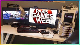 RETOUR DE LA PARIS GAMES WEEK 2015 !
