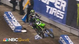 Supercross at Tampa: Eli Tomac breaks away to win big in 450SX | Motorsports on NBC
