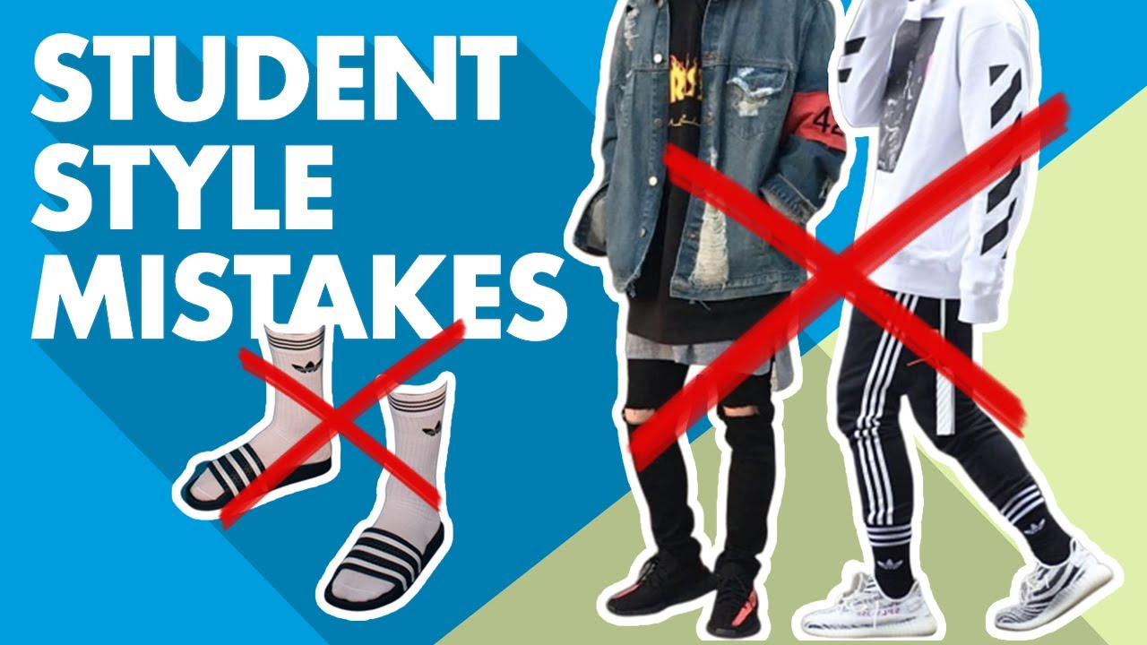 Back to School Style Mistakes Men Make 7