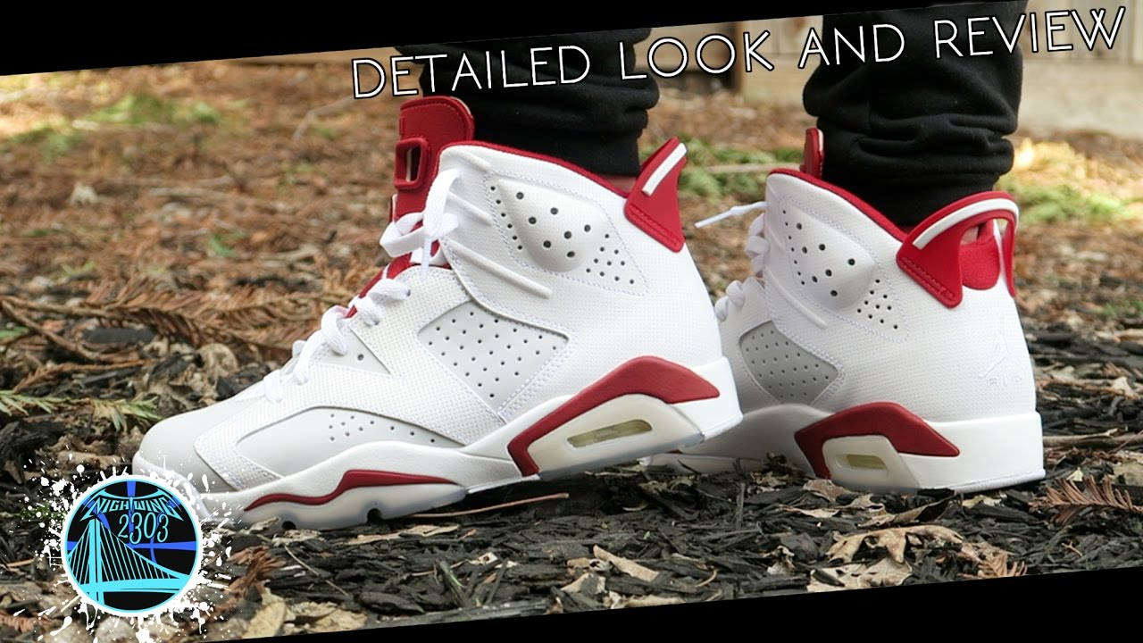 0d716fda10b Air Jordan 6 Retro 'Alternate' | Detailed Look and Review - YouTube