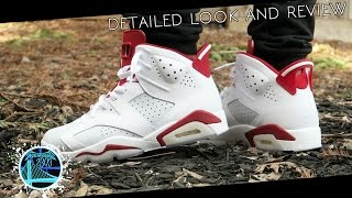 air jordan 6 retro alternate detailed look and review