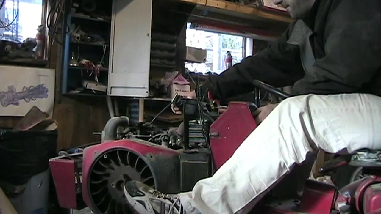 18 Hp Onan No Start And Fix On 1977 Craftsman Gt18 Tractor Youtube P218g Wiring Diagram