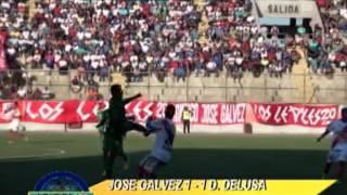 JOSE GALVEZ VS. D. DELUSA 29/07