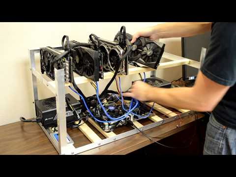 How To Build A Mining Rig - Part 2 - Assembling Computer Components