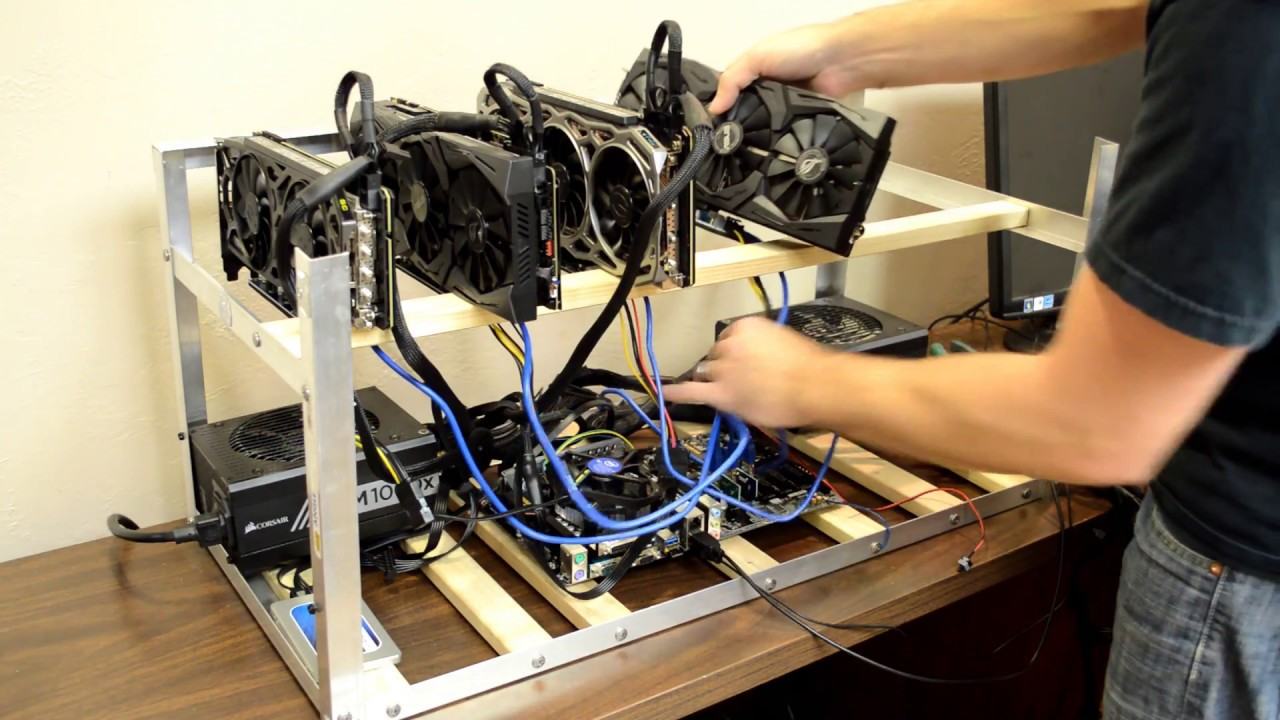low end mining rig