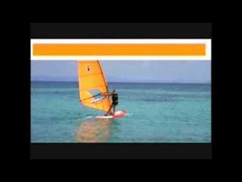 Start Windsurfing Tutorial 滑浪風帆示範