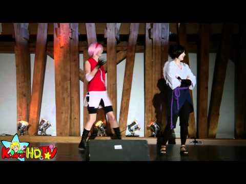 ... DEATH Dance ITAZURA @ AniNite'11 Cosplay contest (AniNite 2011