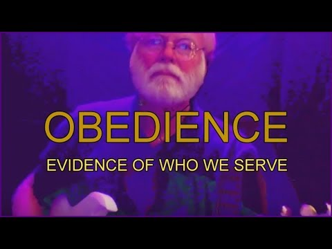 Obedience Video (15 minutes)