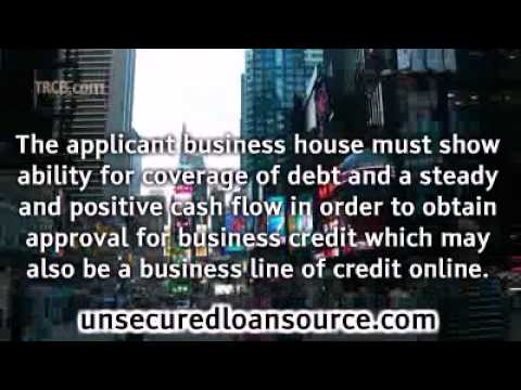 Business Line Of Credit Explained