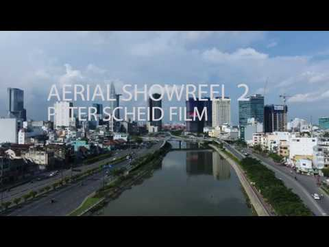 Ho Chi Minh City & Vietnam Aerial Showreel, Drone, Film/Video Production, Cameraman/Videographer