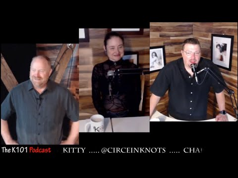 Choking and Breath Play - SAFETY FIRST!!! The NonVanillaTryst K101 Podcast for 22-July-2020 from YouTube · Duration:  54 minutes 27 seconds