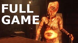 LETHE Episode One - Full Game Walkthrough Gameplay & Ending (No Commentary) (Horror Game 2016)
