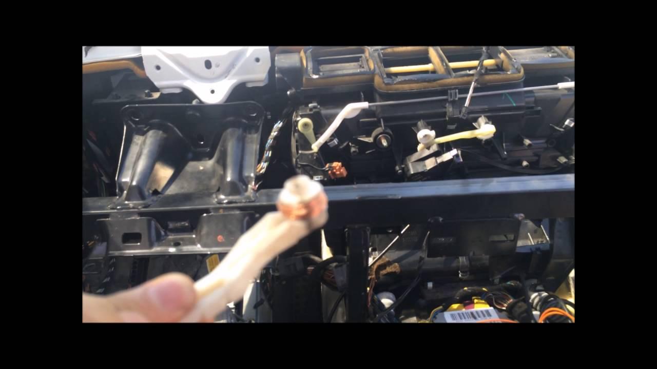 MercedesBenz AC Stepper Motor, C230 Clicking Noise, Part
