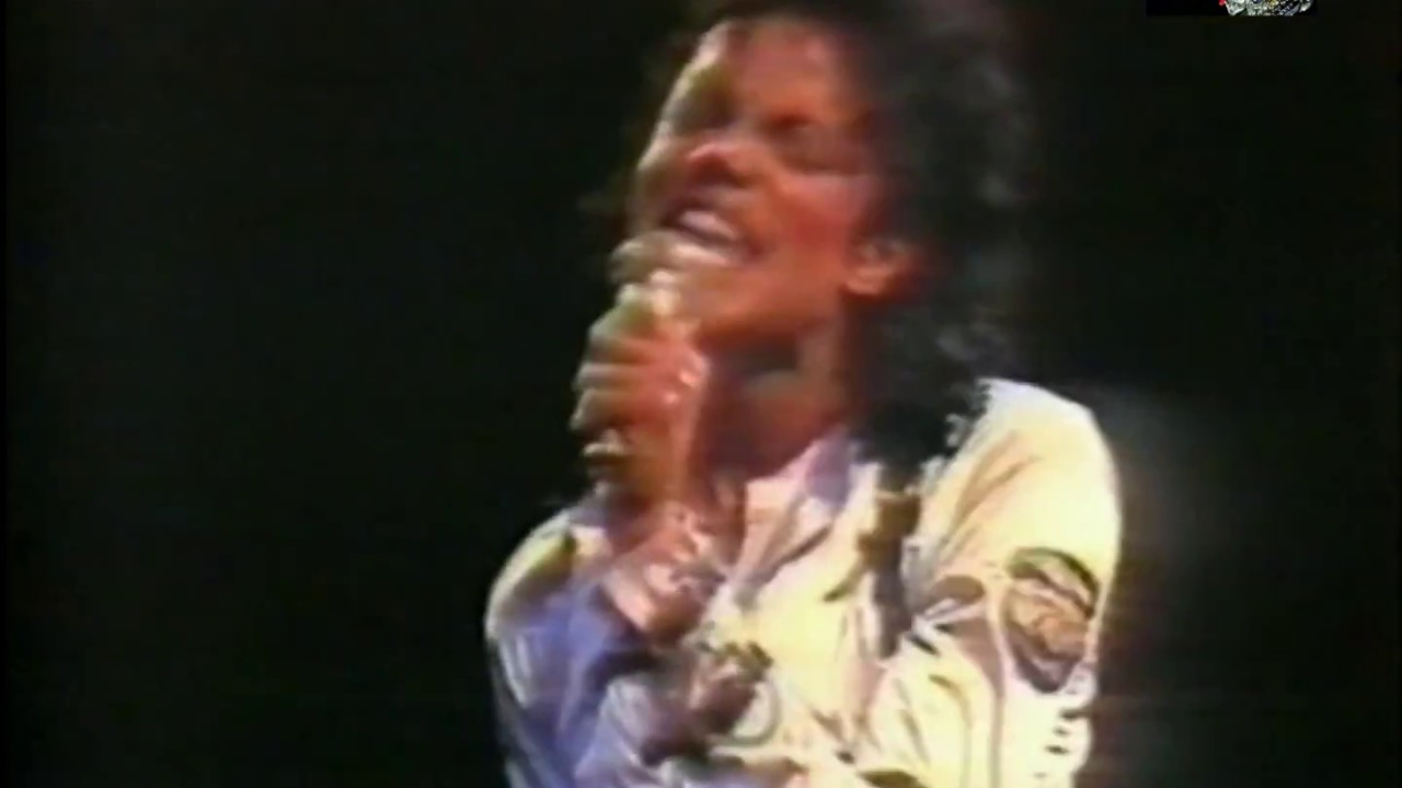 Michael Jackson - Bad World Tour - Live In Kansas City - Another Part On Me 1988