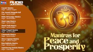 Top 10 Mantras For Peace of Mind And Prosperity || Shanti Mantra -Chamunda Mantra-Shani Jaap Mantra