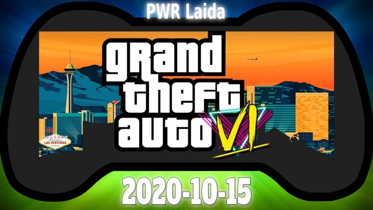 Aptariame GTA 6! R* perka naują studiją! - PWR laida 2020-10-15
