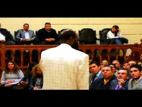 CHILE PASTORS' CONFERENCE June 21, 2013 Part 2 - Dr. Owuor